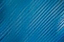 Linha azul abstrata teste padrão como o fundo Foto de Stock Royalty Free