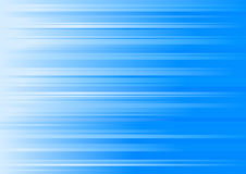 Linha azul inclinação Imagens de Stock