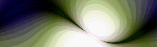 Linha bandeira da arte Imagens de Stock