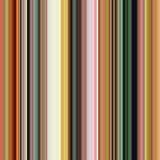 Linha colorida teste padrão Fotos de Stock Royalty Free