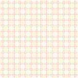 Linha cor-de-rosa teste padrão de ponto do brilho da repetição Imagem de Stock Royalty Free