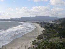 Linha costeira Califórnia da praia de Stinsen Imagens de Stock Royalty Free