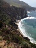 Linha costeira de Pch Fotos de Stock Royalty Free