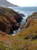 Linha costeira de Pch Imagem de Stock