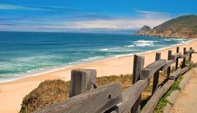 Linha da costa de Califórnia Imagens de Stock Royalty Free