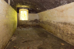 Linha da defesa do forte de Bucareste Fotografia de Stock Royalty Free