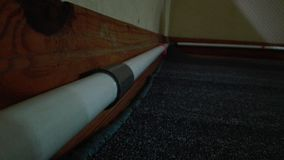Linha da tubulação Foto de Stock