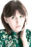 Linha de ajuda adolescente Imagem de Stock Royalty Free