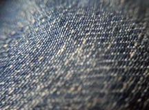 linha de calças de brim Fotografia de Stock Royalty Free