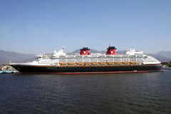 Linha de cruzeiro de Disney Imagens de Stock