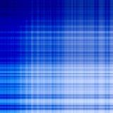 Linha de grade azul teste padrão ilustração stock