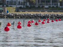 Linha de partida de Dragon Boat Festival foto de stock