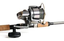 Linha de pesca foto de stock