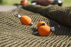 Linha de pesca biter Foto de Stock Royalty Free