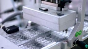 Linha de produção médica Linha médica da fabricação Tecnologia de empacotamento filme