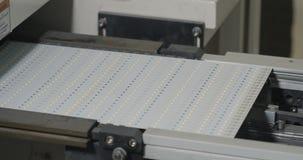 Linha de produção moderna do painel do diodo emissor de luz filme