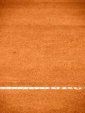 Linha do campo de tênis (291) Fotos de Stock Royalty Free