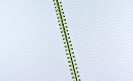 Linha do texto Imagem de Stock