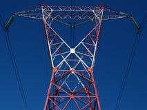 Linha eléctrica Imagens de Stock