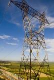 Linha eléctrica [5059] Imagens de Stock Royalty Free
