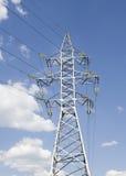 Linha elétrica Imagem de Stock Royalty Free