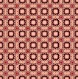 Linha floral textura. Fundo sem emenda étnico abstrato. ilustração do vetor
