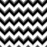 Linha geométrica teste padrão sem emenda do ziguezague da ordem do projeto da decoração do fundo do sumário foto de stock