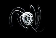 Linha iluminação Imagem de Stock
