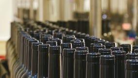 Linha industrial para o vinho de engarrafamento filme