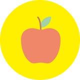 A linha lisa ícones do ícone dos povos ajustou o conceito Imagens de Stock Royalty Free
