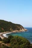 Linha litoral de Tap Mun em Hong Kong fotos de stock royalty free