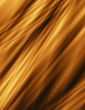 Linha projeto elegante abstrato dourado da velocidade Fotografia de Stock
