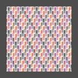 Linha quadrada Imagens de Stock