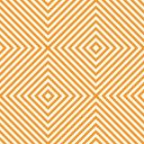 Linha quadrada fundo do teste padrão ilustração do vetor