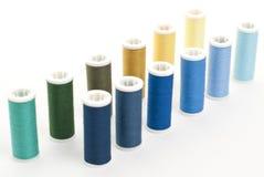 Linha Sewing Fotografia de Stock