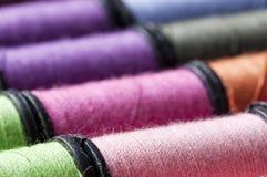 Linha Sewing Imagem de Stock Royalty Free