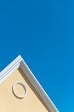 Linha simples de arquitetura Fotografia de Stock