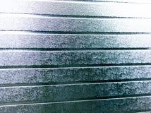 Linha teste padrão claro do vidro do inclinação Imagem de Stock