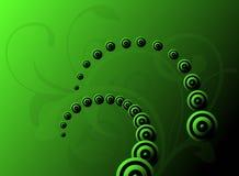 Linha Verde Fotos de Stock
