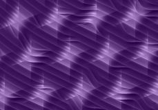 Linha violeta Foto de Stock Royalty Free