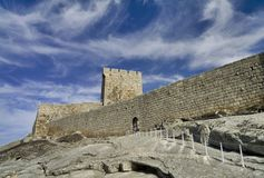Linhares Castle Royalty Free Stock Images