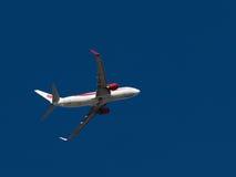 Linhas aéreas Air Algerie dos aviões Imagem de Stock Royalty Free