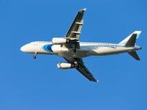 Linhas aéreas de Airbus A320-232 Yamal Fotos de Stock Royalty Free