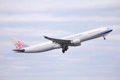 Linhas aéreas de China Imagens de Stock Royalty Free