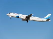 Linhas aéreas de Yamal Foto de Stock