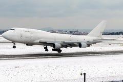 Linhas aéreas do ATO de TC-ACJ, Boeing 747-400F Imagem de Stock