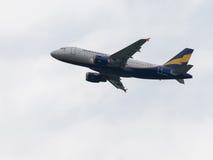 Linhas aéreas Donavia do passageiro de Airbus A319-112 Fotografia de Stock