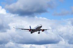Linhas aéreas escandinavas, SAS, Airbus A330 - 343 Imagens de Stock
