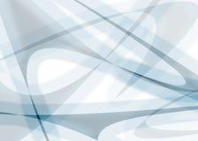Linhas abstratas ilustração stock
