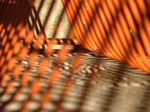 Linhas abstratas Fotografia de Stock